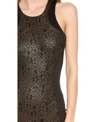 Torn By Ronny Kobo - Black Shiran Dress - Lyst