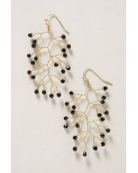 Anthropologie | Metallic Ear Branch Beaded | Lyst