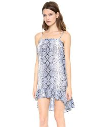 OTTE New York - Blue St Barts Dress - Lyst