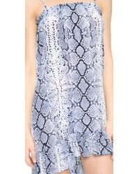 OTTE New York - Blue St Barts Dress - Lyst