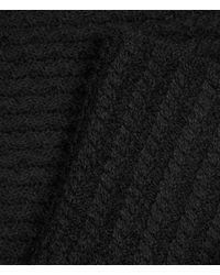AllSaints - Black Theon Shawl - Lyst