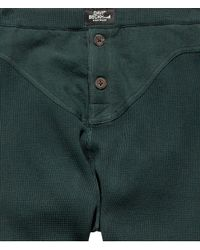 H&M - Green Long Johns for Men - Lyst