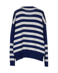 Juicy Couture - Blue Long Sleeve Sweater - Lyst