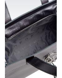 Armani Jeans | Metallic Top Handle | Lyst