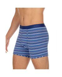 Michael Kors   Blue Mens Slimfit Free Fit Boxer Brief for Men   Lyst