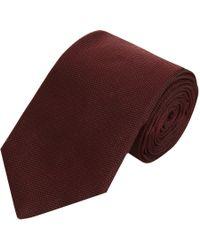 Jil Sander - Textured Tie for Men - Lyst