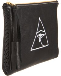 Wendy Nichol - Black Eye Of Horus Pouch for Men - Lyst