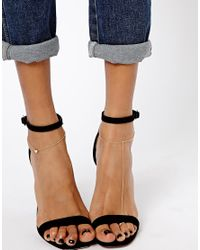 ASOS - Metallic Pack Of Two Fine Heart Anklet & Toe Ring - Lyst