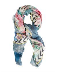 Athena Procopiou - Multicolor Ko Pha Nganprint Cashmere Scarf - Lyst