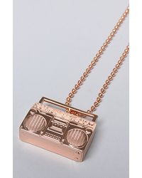 Flud Watches | Metallic The Boombox Necklace for Men | Lyst