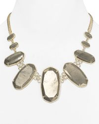 Kendra Scott - Metallic Ginger Necklace  - Lyst