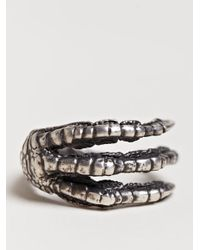 Ann Demeulemeester | Metallic Mens Claw Ring for Men | Lyst