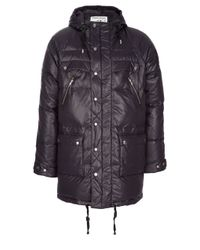 Henrik Vibskov | Black Buffy Anorak for Men | Lyst