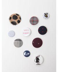 Undercover | Multicolor Set 1 Button Badges for Men | Lyst