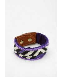 Urban Outfitters - Purple Fiona Paxton Amiko Bracelet - Lyst
