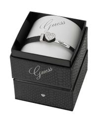 Guess | Metallic Colour Chic Bracelet | Lyst