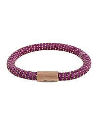 Carolina Bucci | Pink Twister Bracelet | Lyst