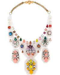 Shourouk - Multicolor Melancholia Necklace - Lyst