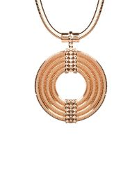 Lara Bohinc | Metallic Necklace | Lyst