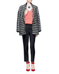 J.Crew - Orange Collection Cashmere V-neck Sweater - Lyst