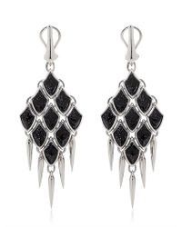 Stephen Webster - Metallic Verne Shattered Collection Earrings - Lyst