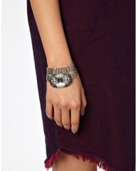Cheap Monday - Metallic Watch Bracelet - Lyst