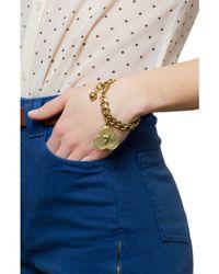 Lulu Frost | Metallic Victorian Plaza Bracelet 7 | Lyst