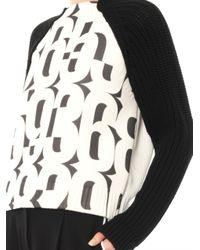 Sportmax - White Fagotto Sweater - Lyst