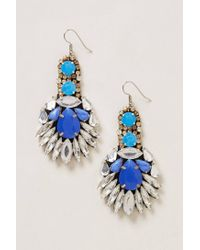 Anthropologie | Blue Aperitif Earrings | Lyst