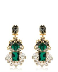 Anton Heunis | Green Tamara Collection Earrings | Lyst