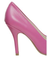 Chinese Laundry | Pink Danger Zone Heeled Shoe | Lyst