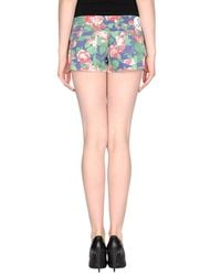 Jcolor - Blue Shorts - Lyst