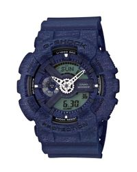 G-Shock - Blue 'x-large' Watch for Men - Lyst
