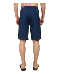 Rip Curl - Blue Mirage Phaser Boardwalk Shorts for Men - Lyst