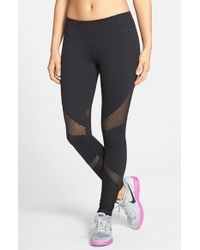 Zella - Black 'live In - Out Of Bounds' Slim Fit Leggings - Lyst