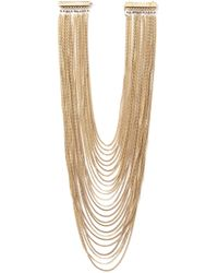 Rosantica | Metallic Multiple Chain Necklace | Lyst