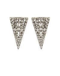 Lulu Frost | Metallic Lucent Earrings | Lyst