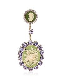 Halaby - Green Lvr Limited Edition Cameo Pin - Lyst