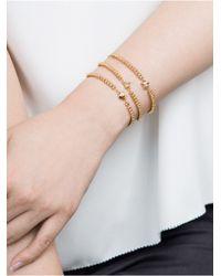 BaubleBar | Metallic Thumbs Up Emoticharm Bracelet | Lyst