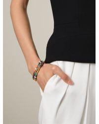 Gas Bijoux | Multicolor 'cielo Triple' Bracelet | Lyst