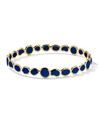 Ippolita | Metallic 18k Gelato Lapis Bangle | Lyst