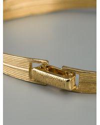 Wouters & Hendrix - Metallic Bamboo Slim Bracelet - Lyst