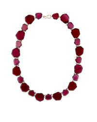 Annoushka - Red Shard Necklace - Lyst