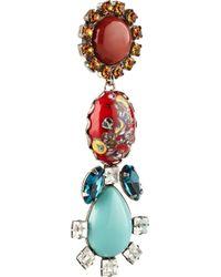 DANNIJO - Multicolor Solstice Earrings - Lyst