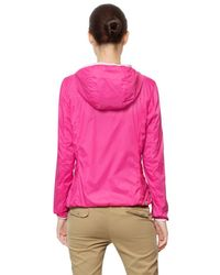 Colmar - Pink Lightweight Reversible Nylon Jacket - Lyst
