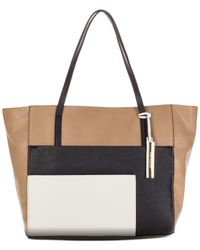 Kenneth Cole Reaction | White Off The Grid Tote | Lyst