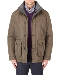 Skopes | Brown Rutherford Coat for Men | Lyst