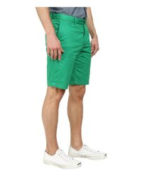 Original Penguin | Green Global Look Basic Shorts for Men | Lyst