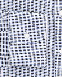 Thomas Pink | Blue Zetland Dot Regular Fit Dress Shirt for Men | Lyst