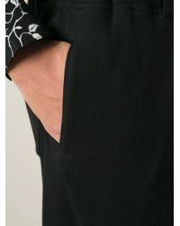 Haider Ackermann - Black Tapered Trousers for Men - Lyst